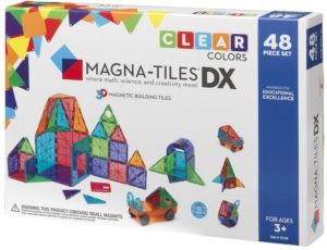 Magnetiles engineering stem toy