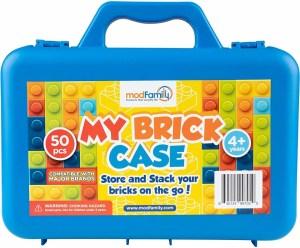 My Brick Case Buidling Blocks Travel Set
