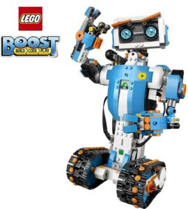LEGO Boost Build, Code and Play Stem Toy