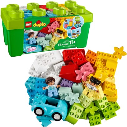 Lego Duple blocks