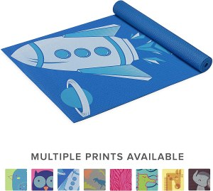 kids exercise mat