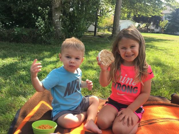 picnic activity