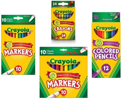 crayola bundle