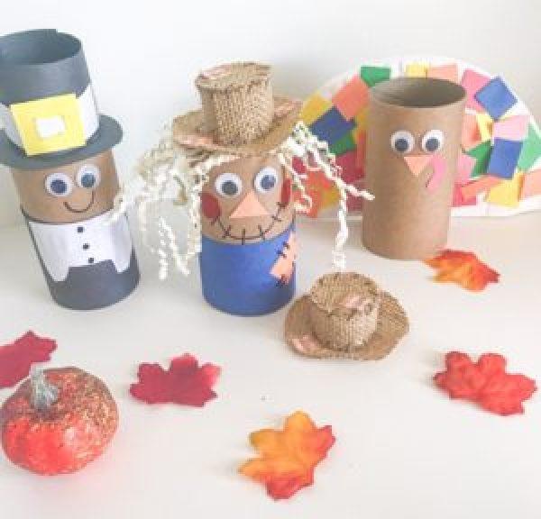 Thanksgiving TP rolls