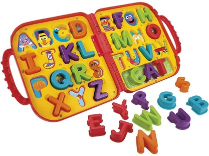 elmo on the go letters
