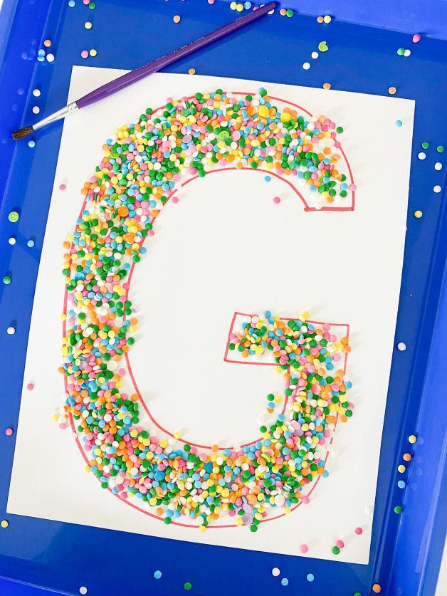 letter sweep G