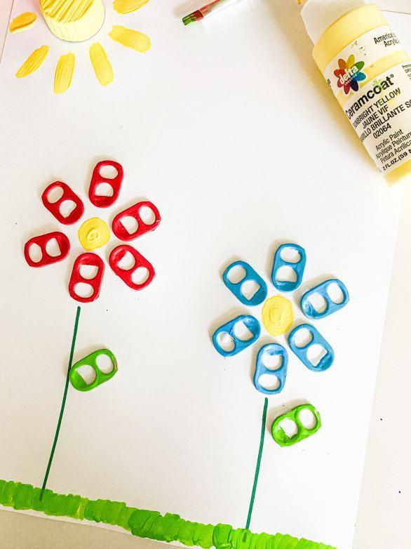 flower tab flowers