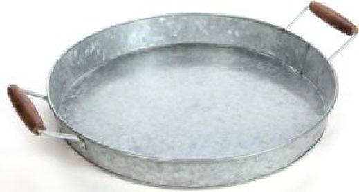 circle tray