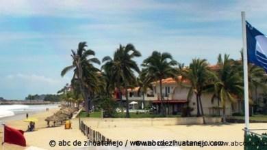 Photo of Playa El Palmar en óptimas condiciones; ya ondea la bandera Blue Flag Cumple con los 33 criterios requeridos por Pronatura