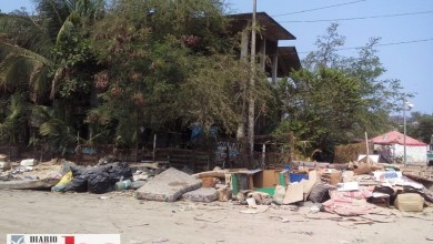 Photo of Denuncia vecinos de Zapata basura acumulada