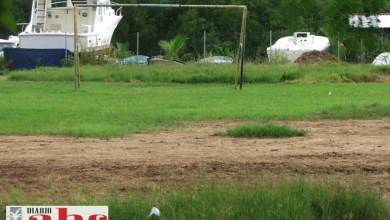 Photo of Deportistas de la Noria buscan dignificar el campo de futbol