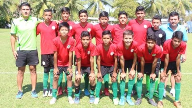 Photo of Iguanas FC eliminados del torneo Sub-13