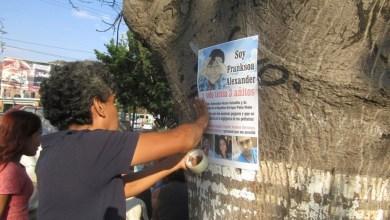 Photo of Alejandra continúa luchando para esclarecer la muerte de su hijo