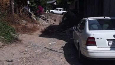 Photo of Requieren la pavimentación de una calle en la Cuauhtémoc
