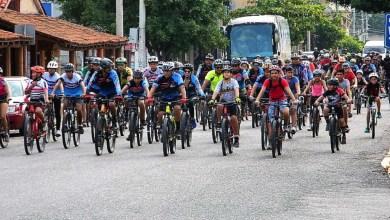 Photo of 200 ciclistas hacen recorrido por una mejor cultura vial