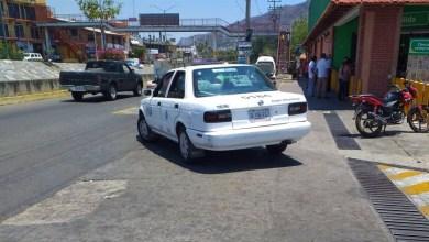 Photo of Taxistas atraviesan lo más crítico de la temporada baja