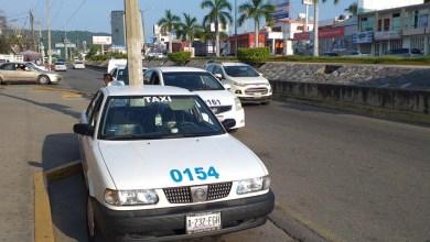Photo of Frenada la actividad taxistas en zonas turísticas