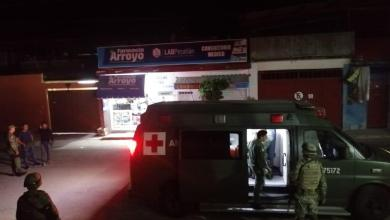 Photo of Militar resulta herido en accidente en la Loma del Toro
