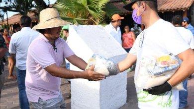 Photo of Gobierno del estado y municipio entregan apoyo alimentario a trabajadores que prestan servicios turísticos
