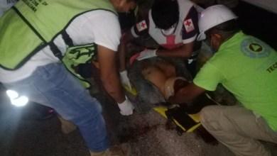 Photo of Pierde la vida trabajador de aserradero en Tecpan al accidentarse en una motocicleta