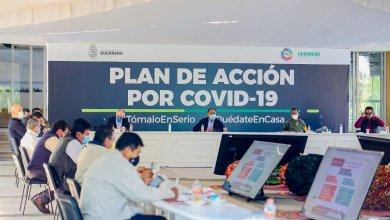 Photo of Reconoce Presidente López Obrador a Gobernador Astudillo por coordinar a sector Salud ante pandemia de Covid-19