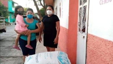 Photo of Al igual que el resto de la población, panaderos siguen recibiendo apoyo del gobierno de La Unión