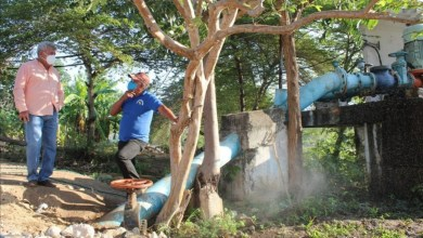 Photo of Quedaron concluidos los trabajos de rehabilitación del sistema del agua potable en Petatlán, ECS