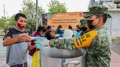 Photo of Habrá  ampliación de capacidad hospitalaria y extensión de operación de cocinas comunitarias en Guerrero: HAF