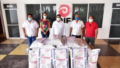 Photo of Gobierno municipal recibe apoyo del sector empresarial de la masa y la tortilla para entregar a familias