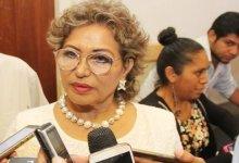 Photo of Lamenta Adela que se tenga que arrear a población ante el Covid 19