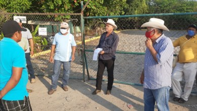 Photo of Toman la bodega del fertilizante en Tecpan; campesinos exigen ser ingresados a padrón de beneficiarios