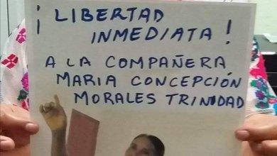 Photo of El Frente de Defensa Popular exige la libertad inmediata de María Concepción Morales detenida por la CRAC-PF en Chilapa