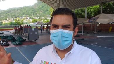 Photo of Dio negativa, la prueba de Covid-19 aplicada al alcalde Jorge Sánchez