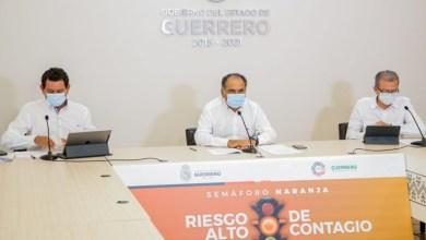Photo of Para reducir riesgos de contagios por Covid19, Gobernador Astudillo reitera que Guerrero se mantiene la reapertura de actividades no esenciales al 30 por ciento