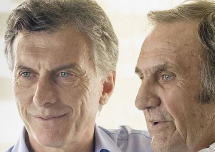 Reutemann y Macri