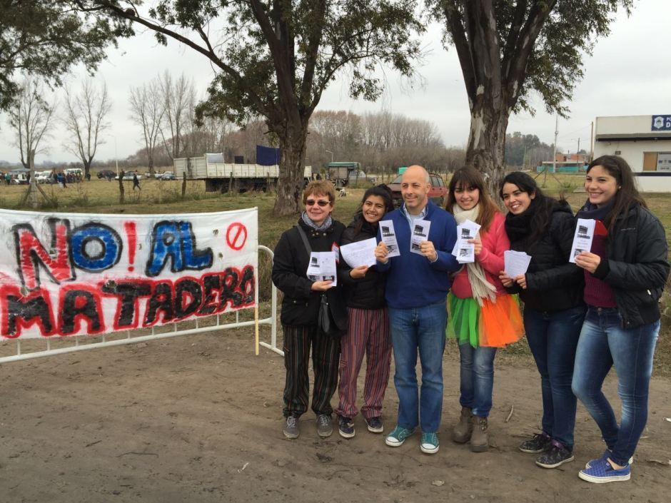 Foto: Dirección de Prensa, Municipalidad del Pilar