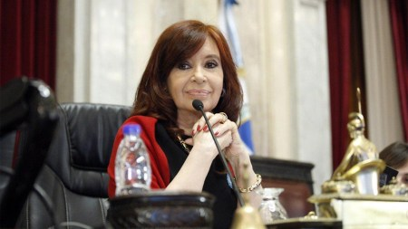 CFK manifiesta voluntad de adherir al BRI