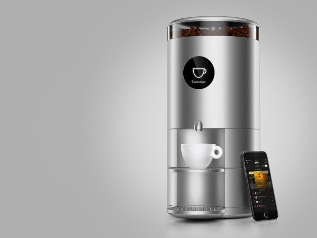 Spinn Coffee Brewer