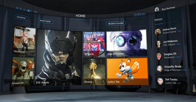 Oculus Store