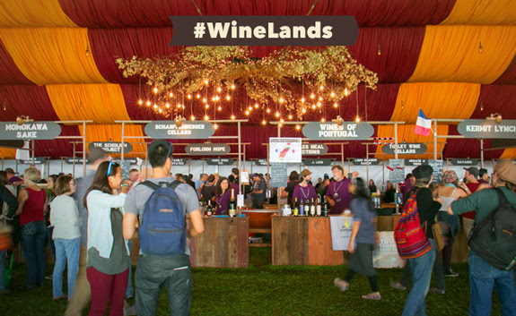 Outside Lands Winelands