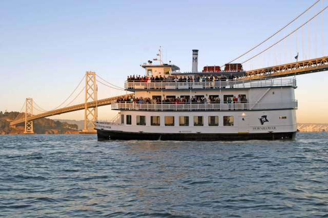 Hornblower SF Cruise