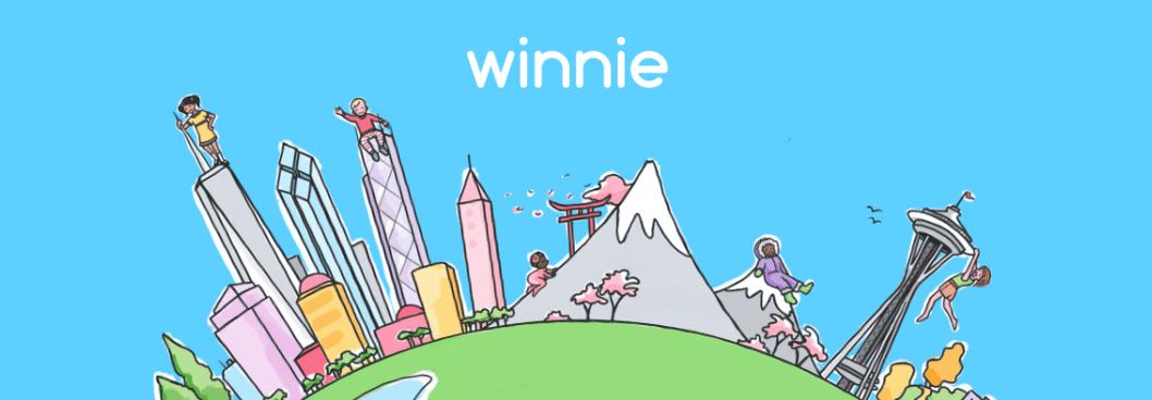 Winnie Startup Monday