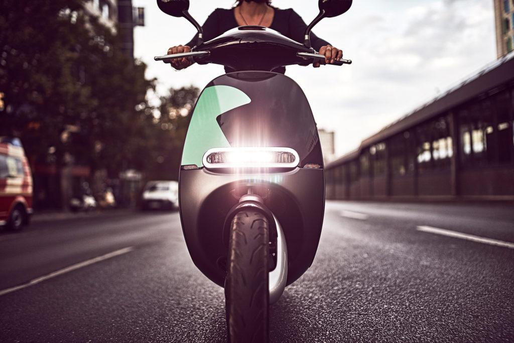 Gogoro scooter