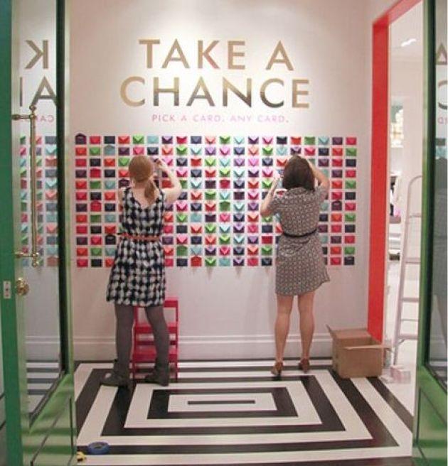 Entrance Ideas - Interactive
