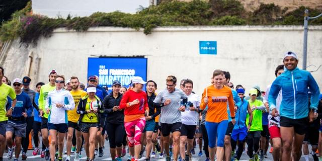 SF Marathon Shakeout Run