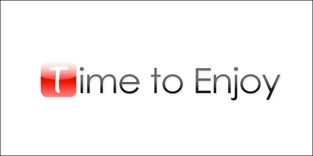 time to enjoy - event discovery apps