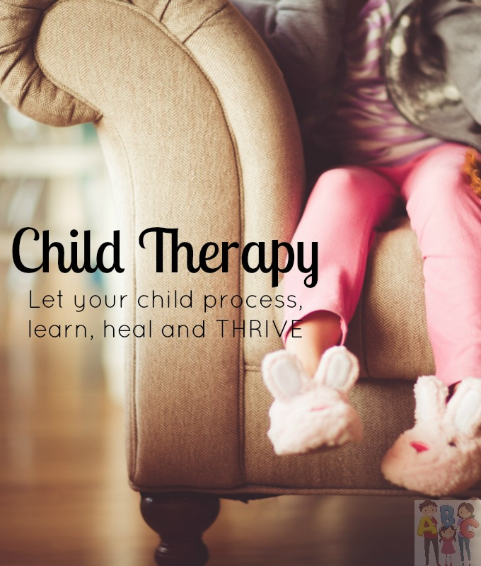 Child Therapy will help your child process, learn, heal and thrive.