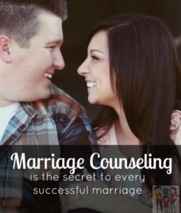 Marriage Counseling is the best kept secret to every successful marriage