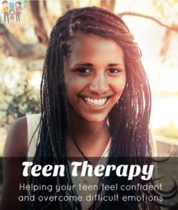 Teen Therapy will help your teen feel confident and process their difficult emotions. Help them to be the best version they can be!