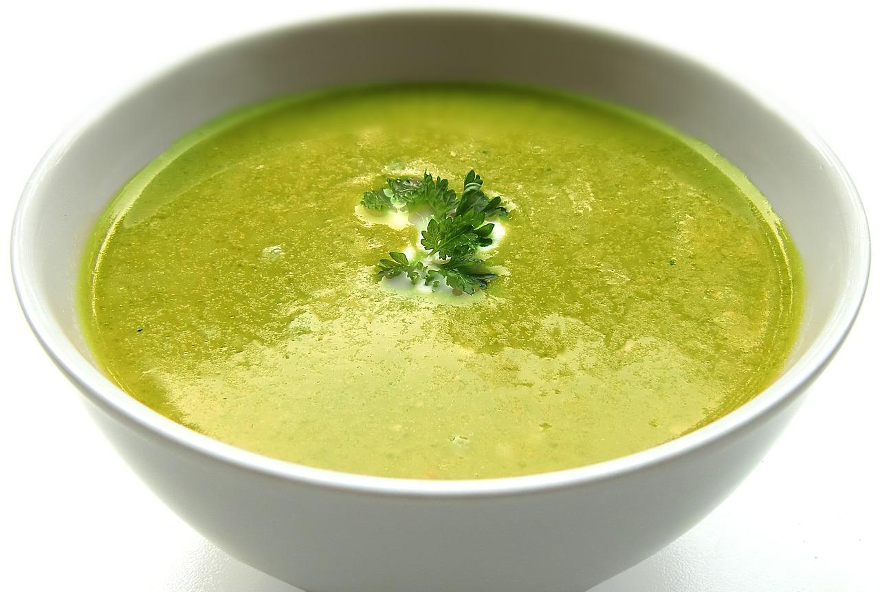 Smaczna i zdrowa - zupa szczawiowa!